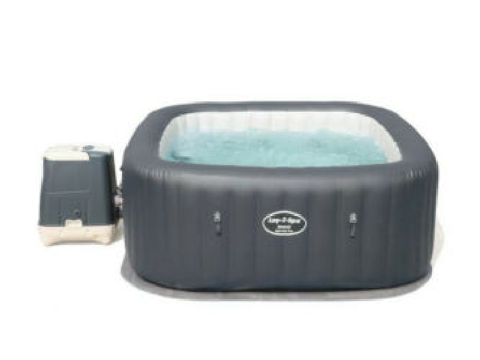BESTWAY Spa Carré Hawaii Hydrojet Pro - 6 places - Ø 180 x 180 x H 71