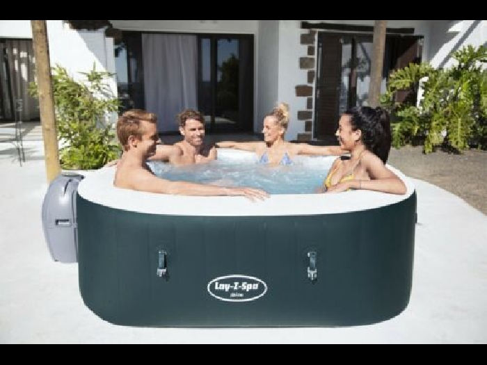 Bestway Lay-Z-Spa Inflatable jacuzzi ? Ibiza