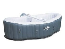 Lay-z-Spa Ovale Siena gonflable 2 personnes - OOGARDEN