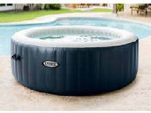 Spa gonflable Intex Pure Spa Plus Bulles 4 personnes