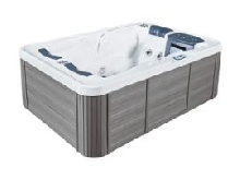 Spa rigide 3 places - 218 x 149 x 78 cm JEGA