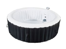 Spa gonflable rond 6 places Ø 208 x 65 cm ECLIPS