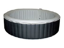 WATER CLIP - Spa gonflable rond 10 places Ø 240 x 65 cm ODISSEA