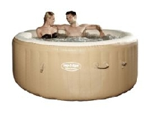 Spa gonflable 4 à 6 places Lay-z-Spa - Palm Spring BESTWAY - 54129