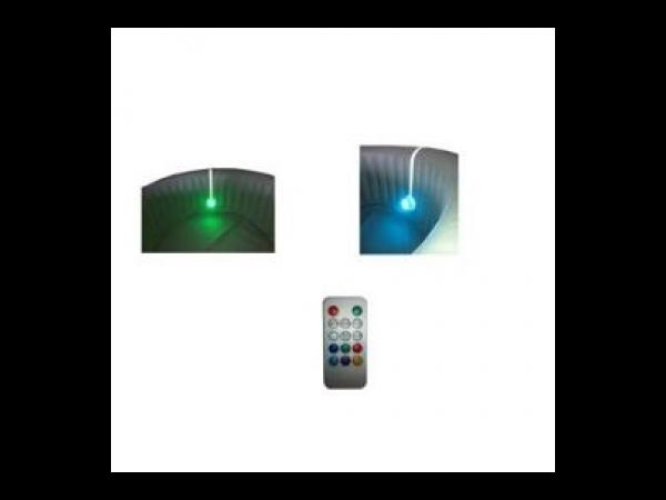 projecteur led couleurs water clip pour spa gonflable spa jacuzzi. Black Bedroom Furniture Sets. Home Design Ideas