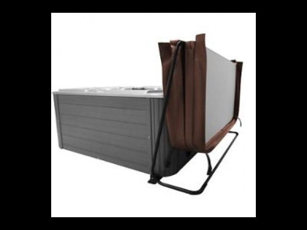 L ve couverture thermique spa easy fix spa jacuzzi - Couverture thermique spa ...
