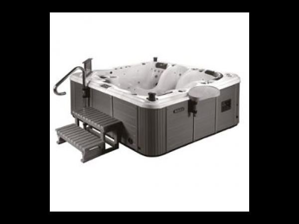 jacuzzi ou spa awesome with jacuzzi ou spa cheap spa paris jets air eau pour ou places with. Black Bedroom Furniture Sets. Home Design Ideas