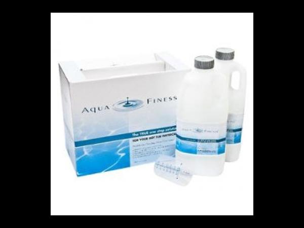 Aquafinesse coffret complet de traitement spa spa jacuzzi - Spa jacuzzi a vendre ...