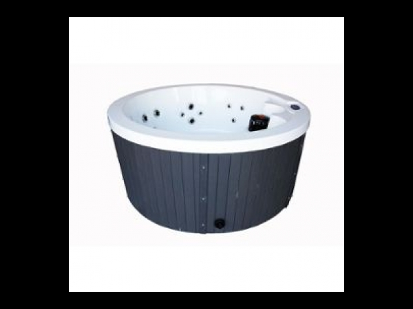 origin spa jacuzzi 5 places rond spa jacuzzi. Black Bedroom Furniture Sets. Home Design Ideas