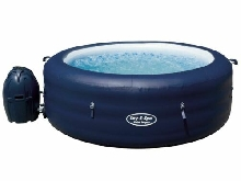 Bestway Jacuzzi Gonflable Lay-Z-Spa Saint Tropez Spa de Jardin Bain Tourbillon