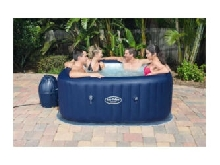 BESTWAY Spa carré Hawai Air Jet - 840L - 6