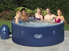 Hydromassage SPA gonflable Bestway 54113 Lay Z Monaco AirJet