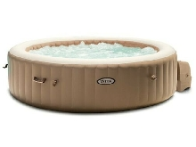 PureSpa Sahara - 6 places - Intex - Spa gonflable