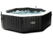 PureSpa Carbone - 6 places - Intex - Spa gonflable