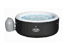 BESTWAY Spa rond gonflable Miami - 4 places - Ø 180 x H 66