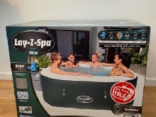 spa gonflable Bestway lay-Z spa Ibiza