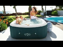 Bestway Lay-Z-Spa? jacuzzi gonflable IBIZA ? LIVRAISON EXPRESS
