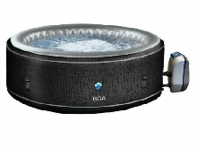 Spa Gonflable Netspa Boa 4 à 5 Personnes Habillage Premium Croco Relaxant