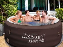 SPA bain à remous gonflable - Piscine gonflable - Bestway LAY-Z
