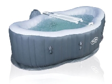 Spa gonflable Bestway LAY-Z-SPA SIENA AIRJET 249x149x66