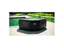 Intex Pure Spa gonflable 196 x 71 octogonal 6 places