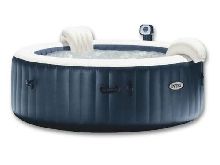 Spa gonflable Intex PureSpa LED rond 6 places