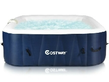 Lay Z Spa Spa Rond Gonflable 669 L Piscine Massage Chauffage